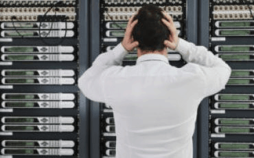 Data Center Disasters … Never again with Rev Parts Management Software!