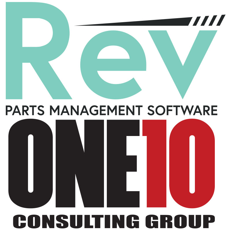 Mike Shellhart working with Rev Parts Management Software